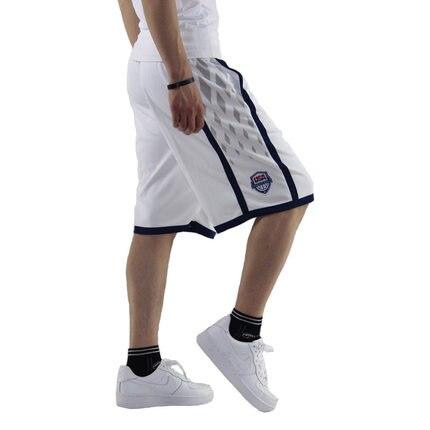 Prix pour CHAUDE 2017 Marque D'été de Basket-Ball Shorts USA Dream team panier Sport Gym Exécution lâche Lâche Basket-Ball plus la taille 3XL