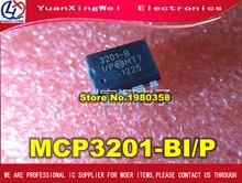 5PCS MCP3201 BI/P MCP3201 B MCP3201 3201 B DIP8