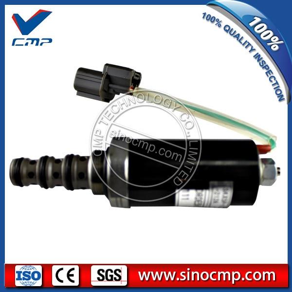 KDRDE5K-20/30C12A-111 YN35V00004F1 válvula solenóide Kobelco SK200-5 SK200-8 SKX5P-17-208