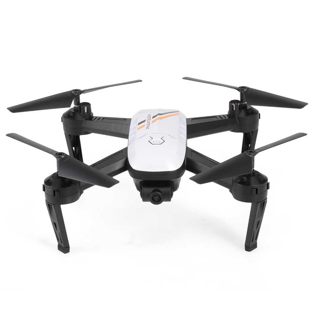TY-T6 Wifi FPV Selfie RC Drone z kamera 2.4G 6 osi żyroskopu 3D etui z klapką tryb bezgłowy długi czas latające RC Quadcopter Dron bez kamery