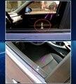 4pcs Car modified metal door lock pin auto door bolt car styling For Mercedes benz E C S class door bolt sticker car accessories