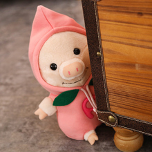 30/40/50 cm  Soft Pink Peach Pig Plush Toy Stuffed Cute Animal Lovely Dolls Clothes Can Be Taken Off birthday present