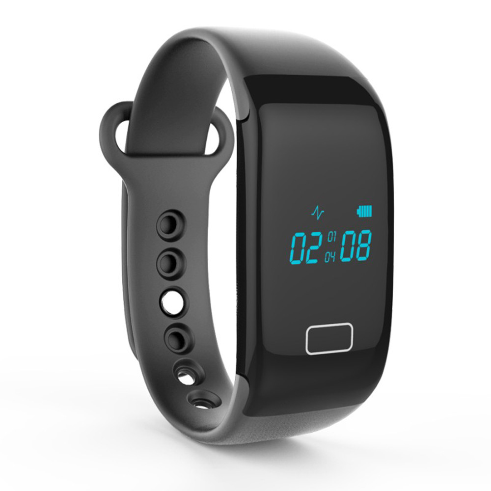 Bluetooth Smartband for Android Phone and iPhone Heart Rate Monitor Watch Smart Bracelet Wristband  JW18 Sport Bracelet Watch
