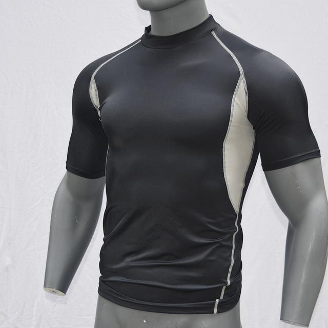 Rashguard bjj camisa de ginástica