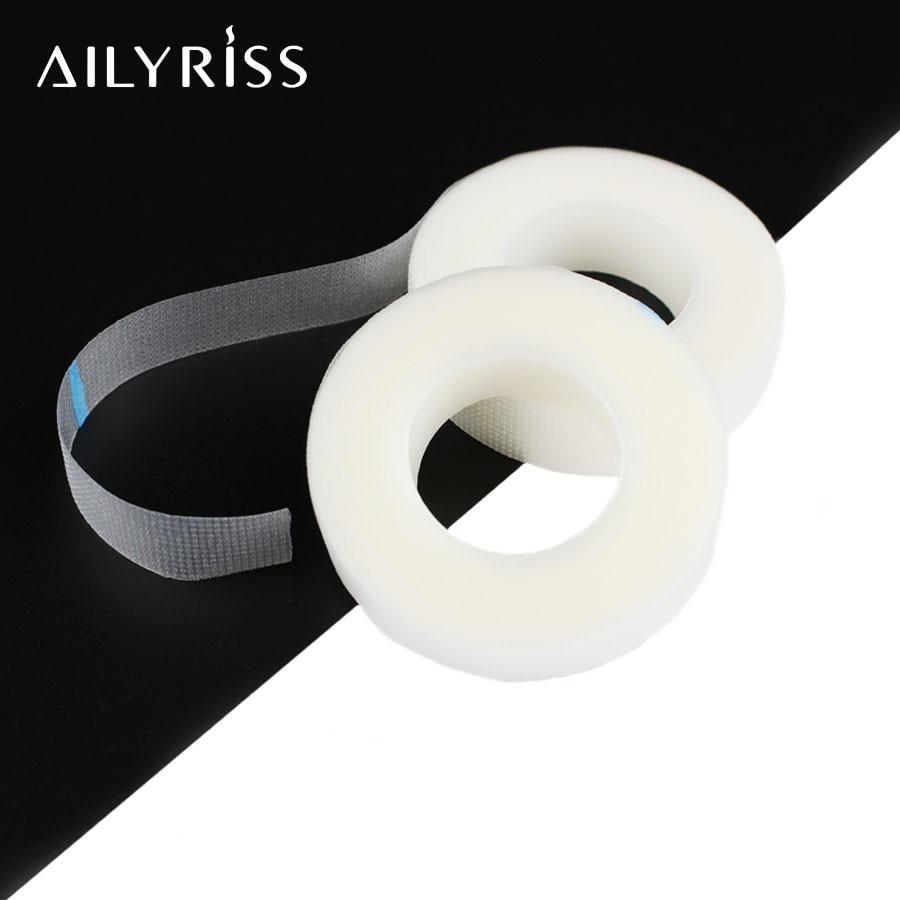 5 Rolls Eyelash Extension Lint Free Eye Pads Micropore Tape White Tape Under Eye Pads Paper For False Eyelash Patch Make Up Tool