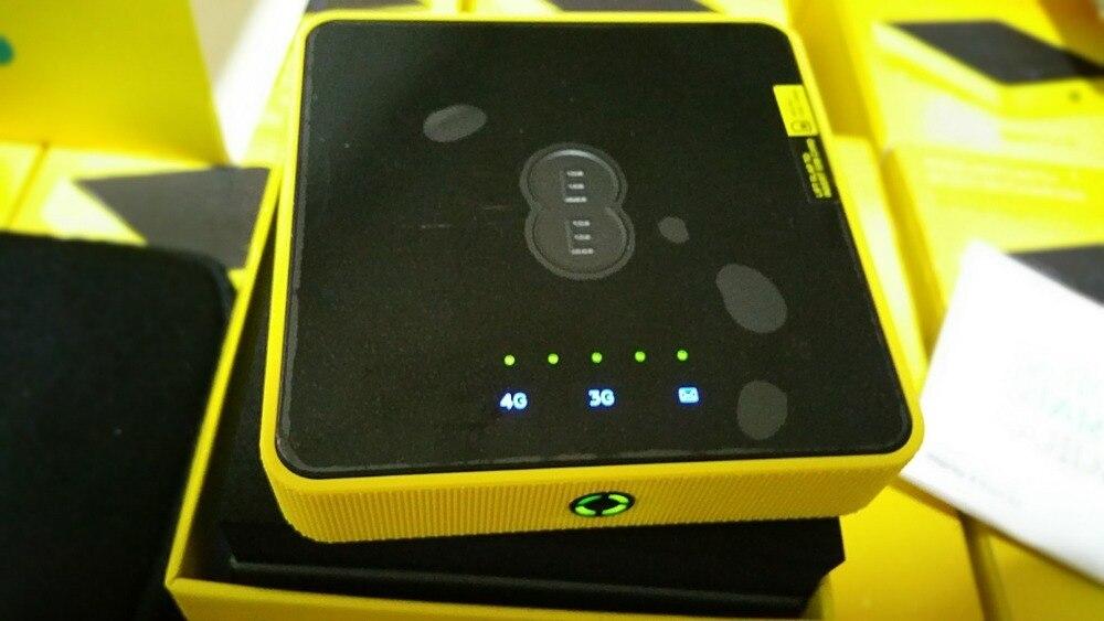 Kết quả hình ảnh cho Modem wifi 3G/4G LTE Alcatel Y854