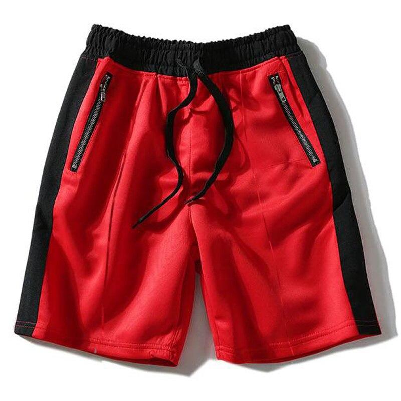 送料無料プラスサイズ 2xl 8xl 夏大男性欧州版男性ヒップホップゆるいショートパンツヒップホップメンズショーツ  グループ上の メンズ服 からの ショートパンツ の中 1