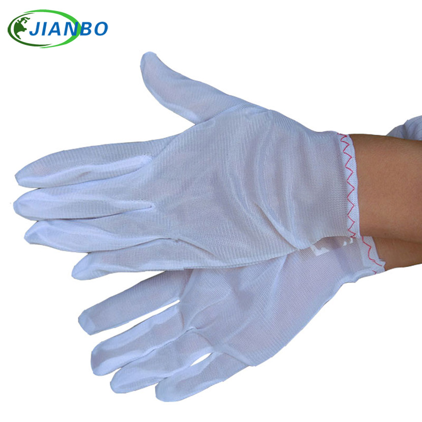 The anti-electrostatic static electricity appropriation protection in gloves white room purifies gloves sd 2210 car static electricity eliminator key ring green silver