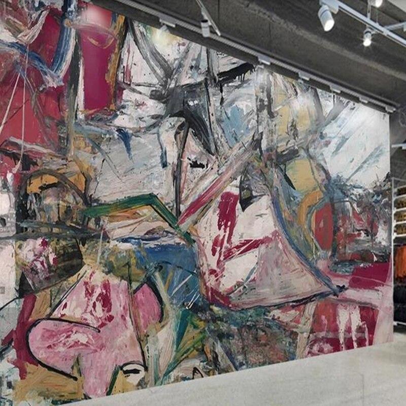 Graffiti Art Wallpapers Group 71: Custom Photo Wallpapers 3D Personality Graffiti Walls