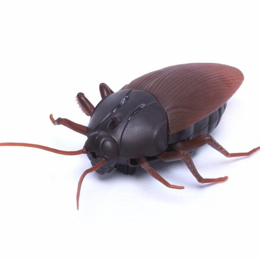 Brinquedos de controle remoto infravermelho inseto simulação