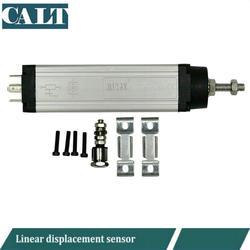 Resistência do tipo Universal pull rod régua KTC1-100mm para máquina de moldagem por Injeção de sensor de deslocamento Linear