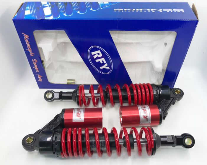 RFY 340mm 7mm spring Motorcycle rear shock absorber FOR cb400 99 11 vtec 92 98 sf