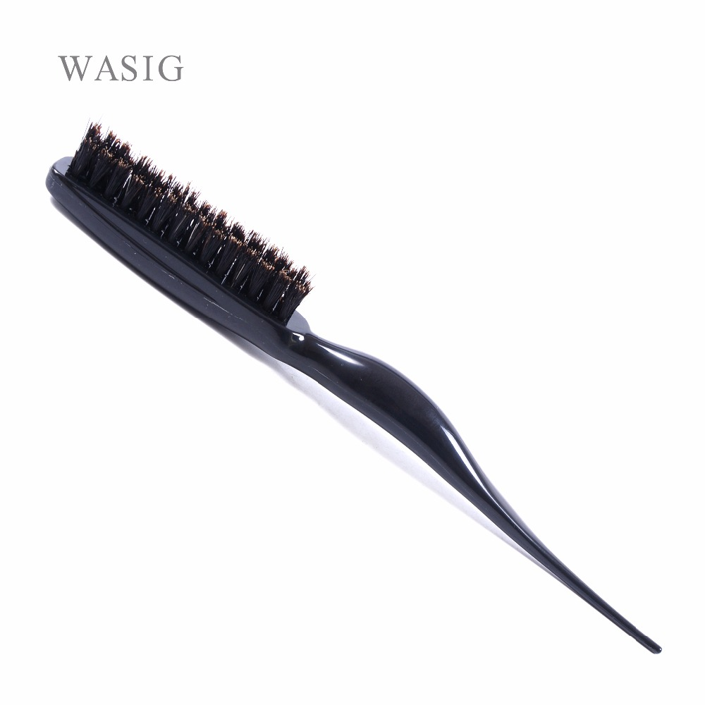 Black Hair Brush Hair Comb Barber Accessories  Hairdressing Comb Peluqueria Accesorios Professional