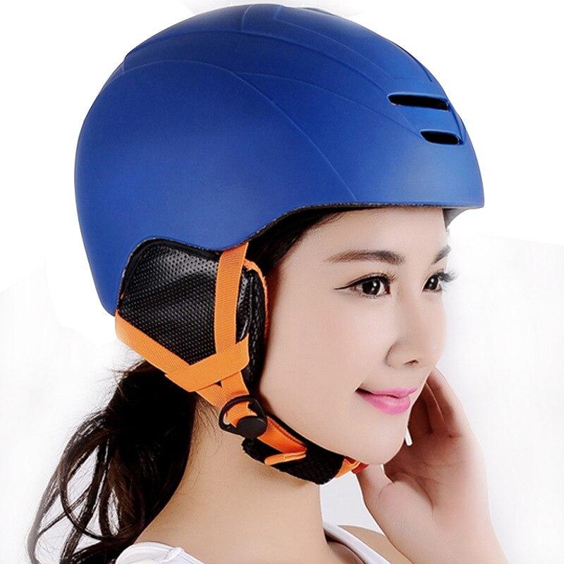 Марка Dropshipping 1 * лыжные шлем интегрального-формованные Открытый Спортивные очки Лыжный Спорт сноуборд шлем Бесплатная доставка!
