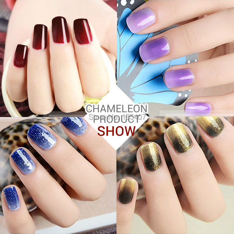 Aliexpress Azure Solid Colors Gel Nail Polish 60pcs Lot Uv Art Color Glue Colorful Beauty 48 Available From Reliable