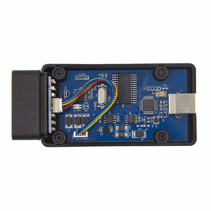 Автомобиля диагностический Кабели MPPS V16 ECU чип-тюнинг инструмент для EDC15 EDC16 EDC17 inkl контрольной SMPS MPPS 16 может flasher переназначить Кабель