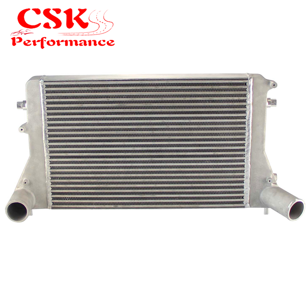 aluminum front mount intercooler for vw golf gti 06 10 2. Black Bedroom Furniture Sets. Home Design Ideas