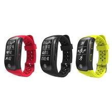Новый S908 умный Браслет GPS Спорт Bluetooth браслет Водонепроницаемый скорость IP68 Смарт Браслет поддерживают различные спортивные модели