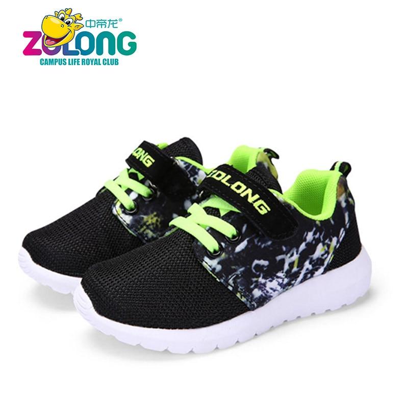 2018 Lente schoenen Zachte sneakers voor tieners Comfortabele - Kinderschoenen - Foto 1