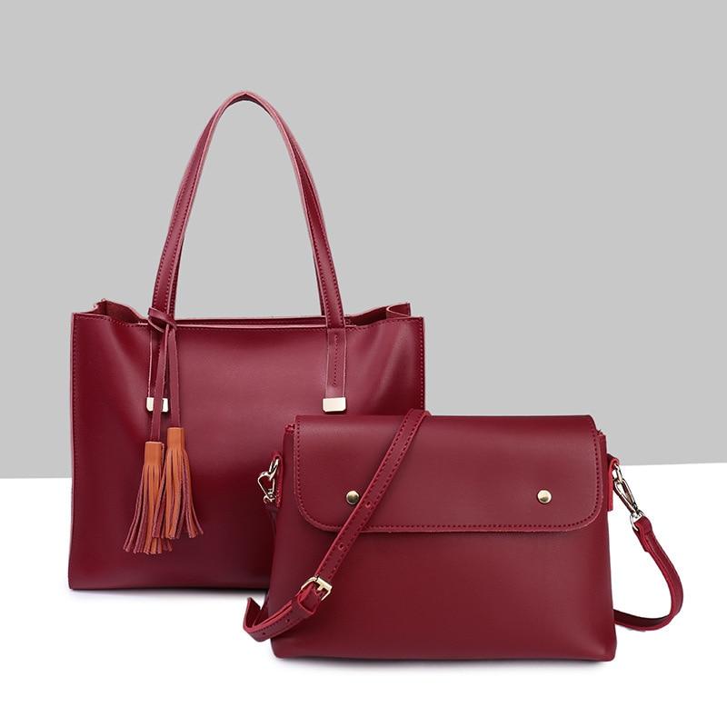 Women's Handbag genuine Leather Ladies Fashion Designers Shoulder Messenger Bags Female High Quality Package