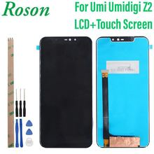 Roson for UMI Umidigi Z2 LCD Display and Touch Screen 6.2 inch Mobile Phone Accessories For UMI Umidigi Z2 With Tools