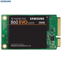 Samsung 860 EVO 250 г MSATA твердотельные накопители SSD SATA для ноутбука Desktop