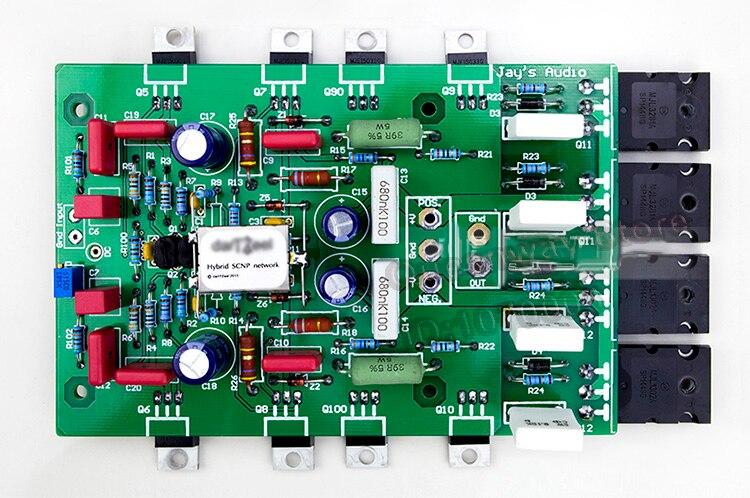 Suisse NHB 108 Poster Power Amplificateur Copie Un Sans Rétroaction Négative Amplificateur Circuit Kit 2 Tubes Sortie Parallèle