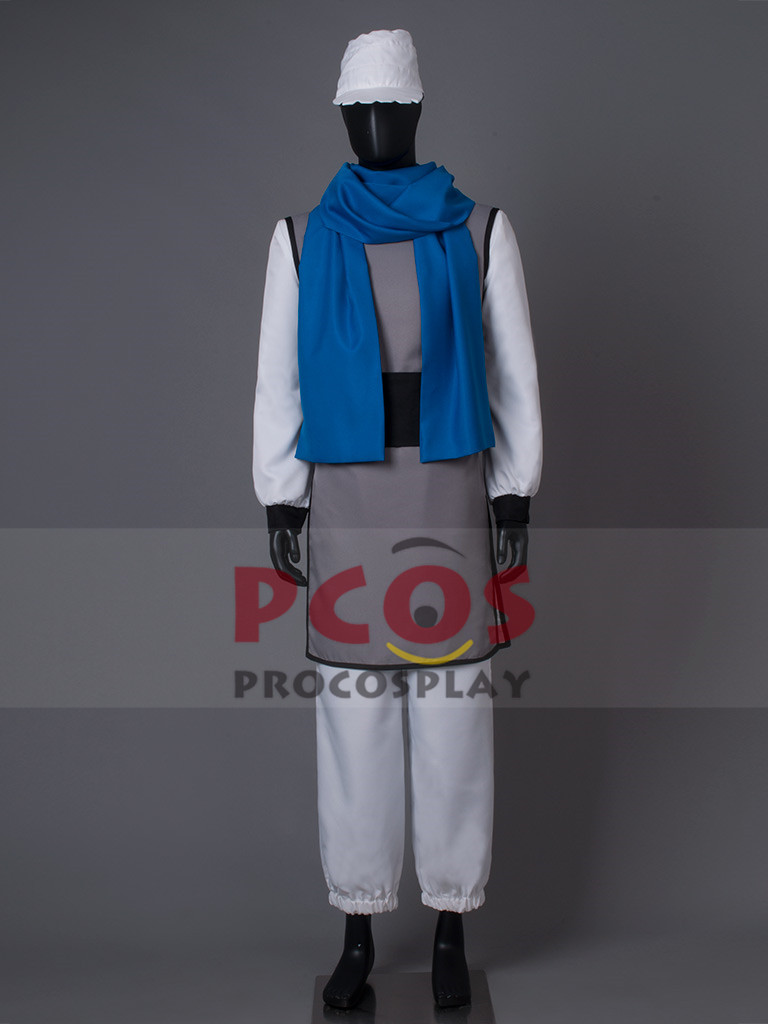 Hunter x Hunter Ging Freecss Cosplay Costume mp001363