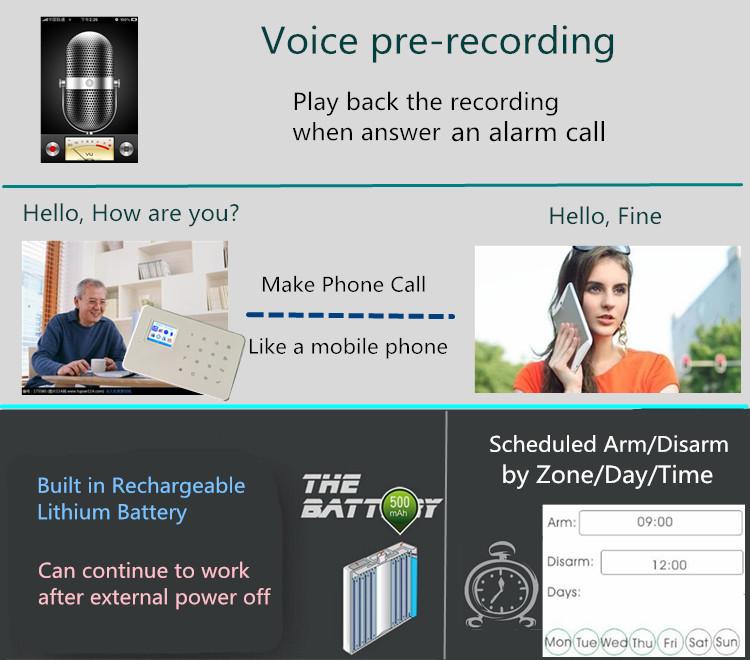7 voice recording