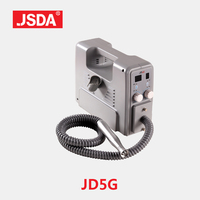 Real JSDA JD5g 180W Brushless Drill Machine Vacuum Cleaner Electric Multifunction Exfoliating Sculpture Jewelry dental Pedicure