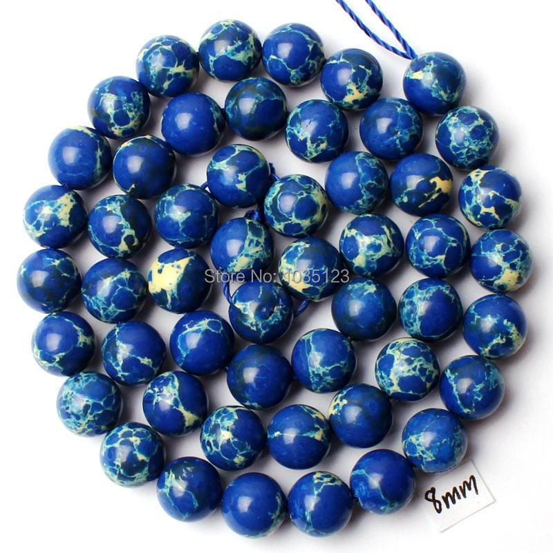 Free Shipping Natural AAA 8mm Blue Crazy Lace Agates Round Shape Loose Beads Strand 15 Jewellery Making w1459