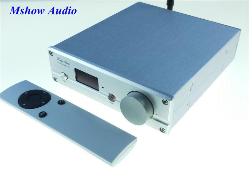 NOUVEAU SU5 ES9038Q2M DAC HIFI XU208 DSD TPA6120 Casque audio Amp Bluetooth 5.0