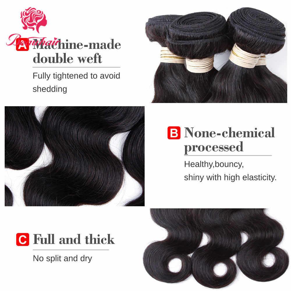 2019 Beau волосы индийские тела волна пучки волос 8-24 дюймов 100% человеческих волос не Реми пучки Натуральные Цветные наращивания волос для женщин
