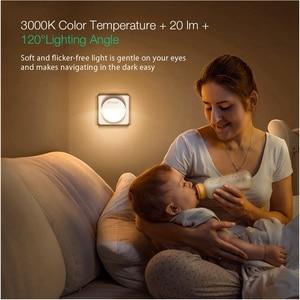 Image 3 - Blitzwolf BW LT10 スマートホーム光センサーナイト 3000 18k色温度 20 ルーメン照明 120 度の角度ナイトランプ