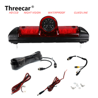 for peugeot boxer fiat camera Rear view camera for Citroen JUMPER III /fiat rear camera /peugeot boxer III with IR Led light