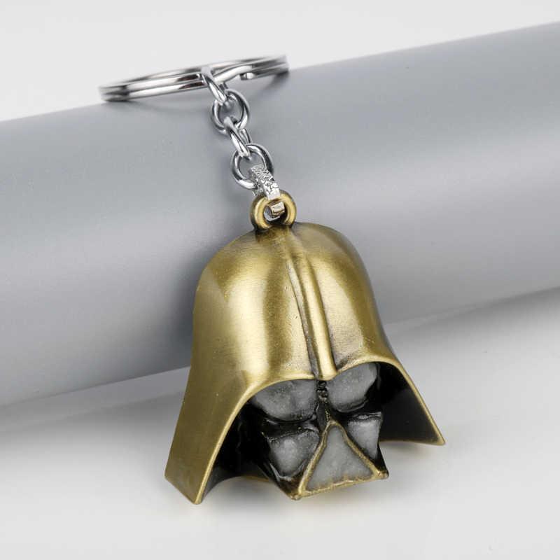 Star Wars Sleutelhanger Movie Collecties Sleutelhangers Ruimteschip Yoda Robot BB-8 BB8 Darth Vader Storm Trooper Sleutelhanger Trinket