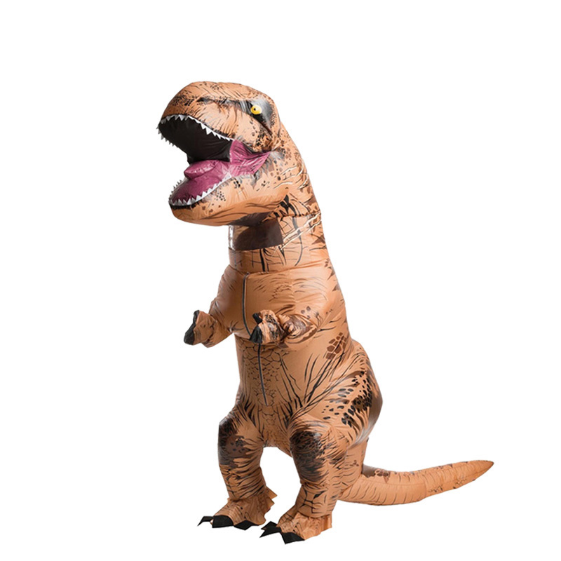 INFLATABLE Dinosaur T REX Costumes for women Blowup T-Rex Dinosaur  Halloween Inflatable costume mascot a3002bf707