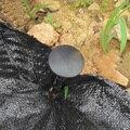 Factory Wholesale Hight Quality Garden Tools 10 Pcs Black Plastic Mulch Film Mulching Nail Gardening Fixing Tools L  BS
