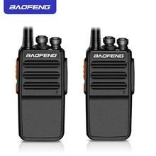 2Pcs New Baofeng BF-C5 Plus Two Way Radio 5W UHF 400-470MHz Walkie Talkie Portable 16CH FM Transceiver CB Radio Interphone цена