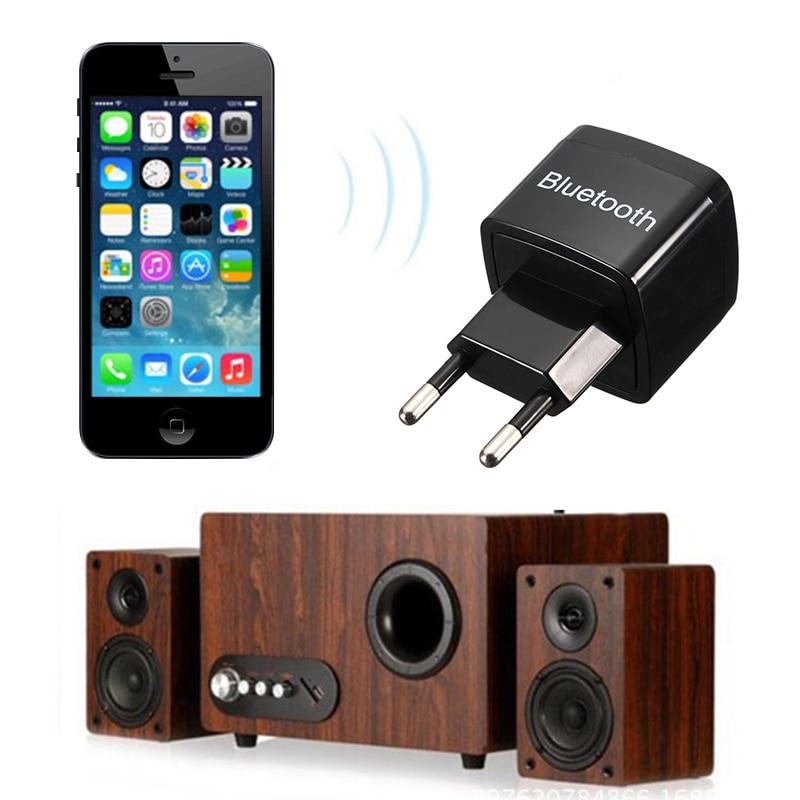 EU US Plug Universal Wireless Car Bluetooth Receiver