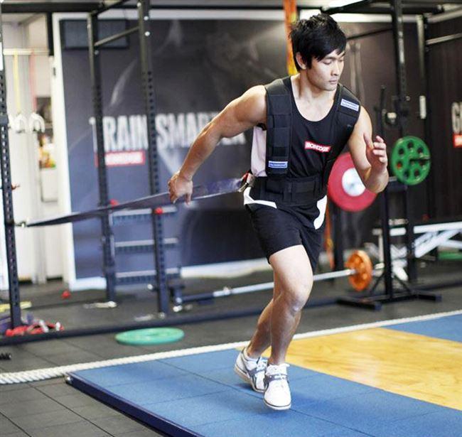 Power Sport Strength Weighting Training Straps Sled Belt Harness Pull Rope Fitness Vest Equipment
