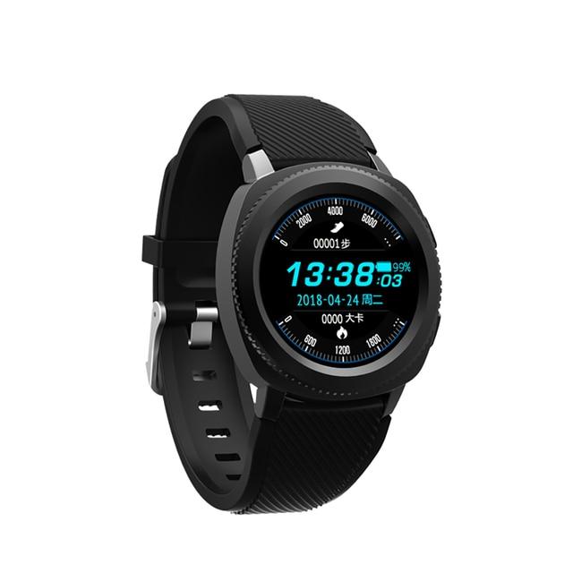 12e30a0b5740 Microwear L2 Smartwatch P68 impermeable reloj inteligente Bluetooth dormir  presión arterial Monitor de ritmo cardíaco podómetro