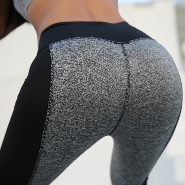 Hip Stretch Fitness Pants