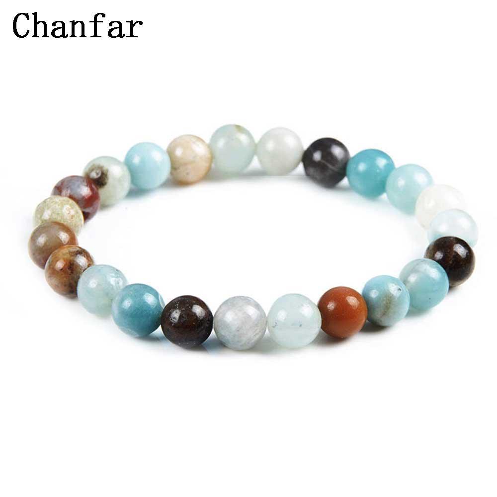 chanfar-19-styles-elastic-natural-stone-bracelet-bangle-with-white-howlite-lava-buddha-beads-bracele