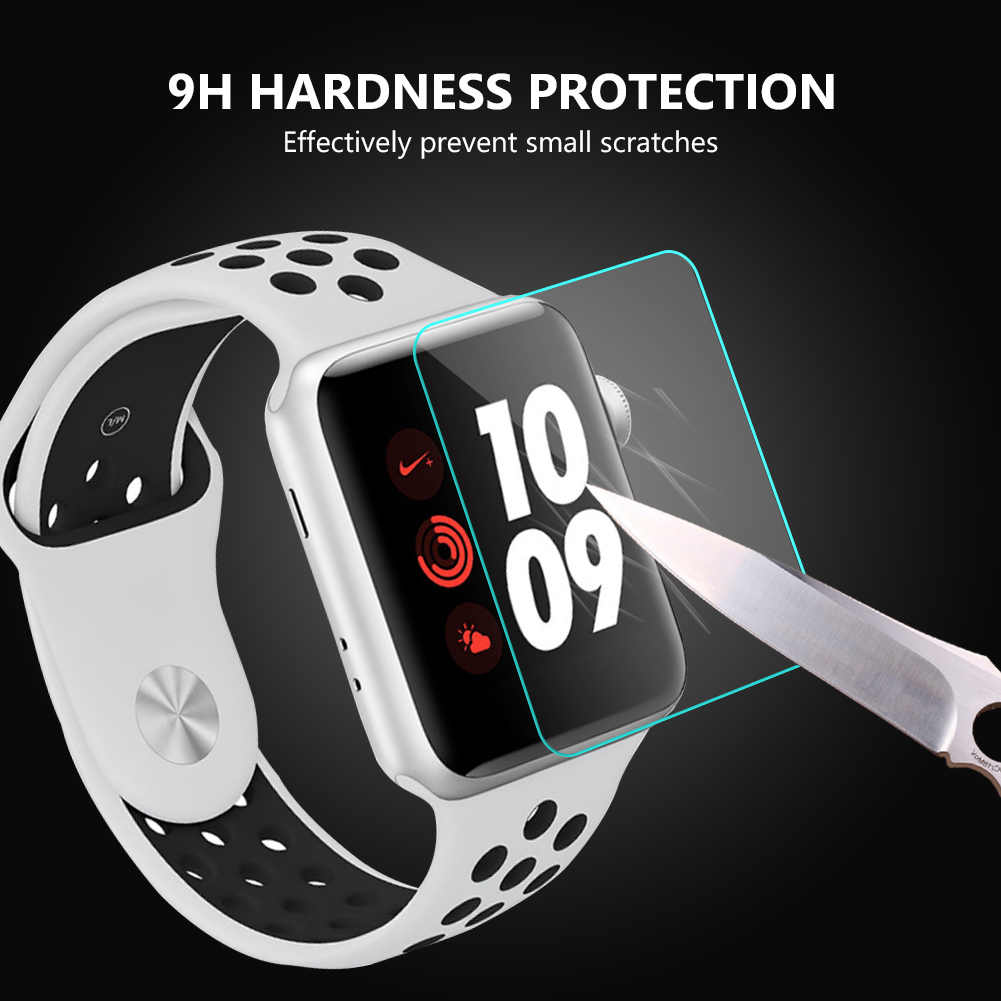 9H 2.5D 42mm For Apple iWatch Series 1/2/3 Smart Watch Premium Screen Protector Film Tempered Glass Screen Protector