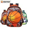 2016 New Cool школьные сумки для мальчиков детская школа рюкзак высокое качество дети ранцы mochila infantil эсколар для возраста 4-12