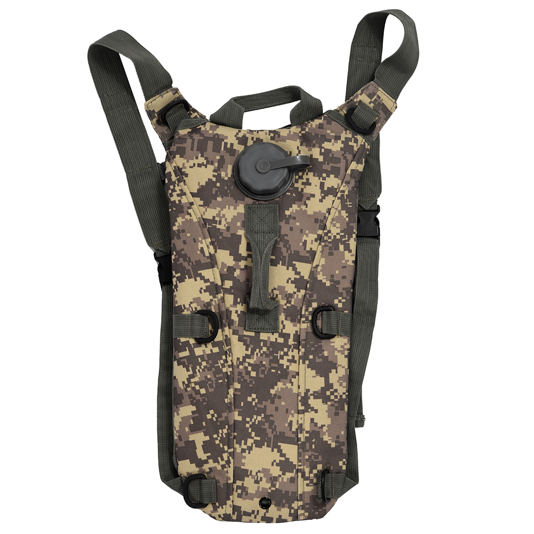 2.5L Hydration Packs Tactical Bike Bicycle Camel Water Bladder bag Assault Backpack Camping Hiking Pouch Water Bag
