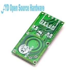 Image 2 - 5pcs Smart Electronics RCWL 0516 microwave radar sensor module Human body induction switch module Intelligent sensor