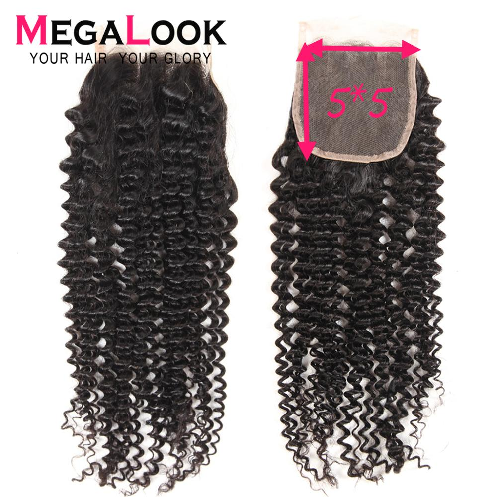 5x5 Lace Closure Brazilian Closure 6x6 Kinky Curly Closure Pre Plucked Clousure 7x7 Remy
