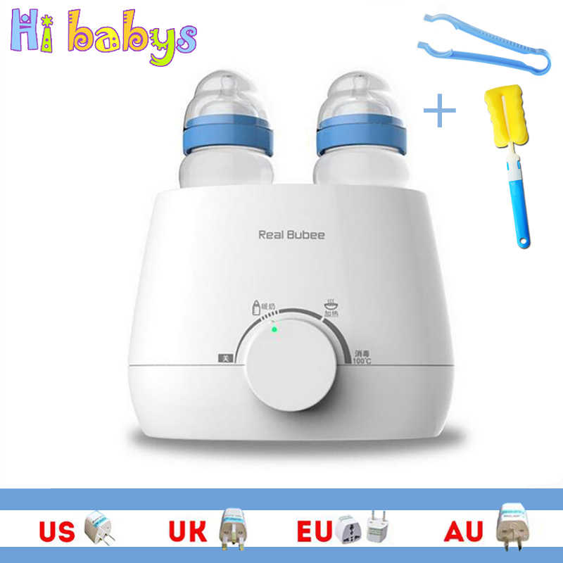 Baby Feeding Bottle Warmer Heater Babyfood Warm Universal Bottle sterilizer Marm Milk BPA Free 220V Electric Warmer Milk Food